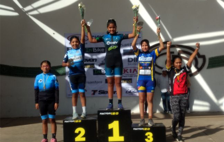 ESR- Campeonato Infantil de Ciclismo 3er Fecha