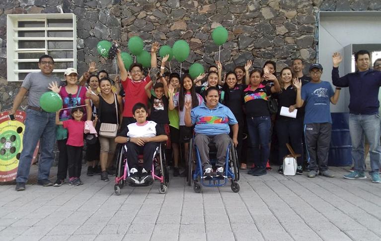 ESR- Apoyamos el deporte y la inclusión generando bienestar social.