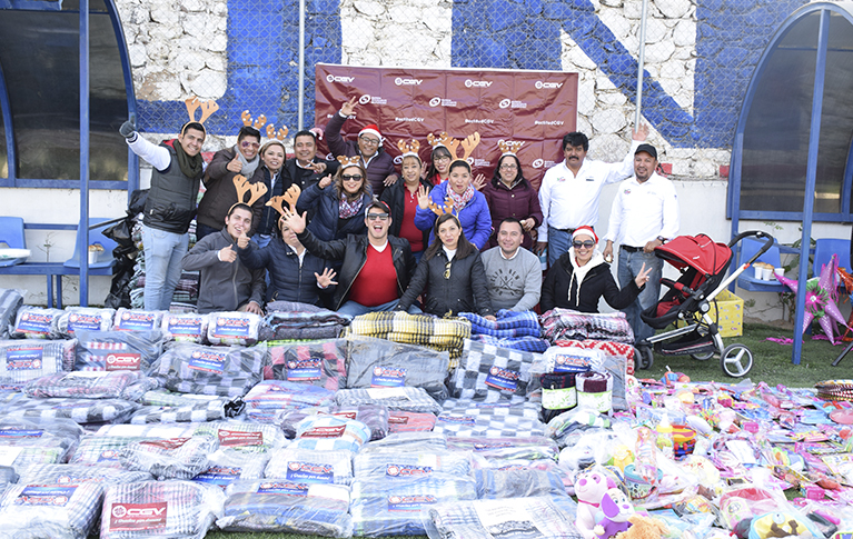 ESR- LLevamos sonrisas y felicidad al municipio de Tolimán