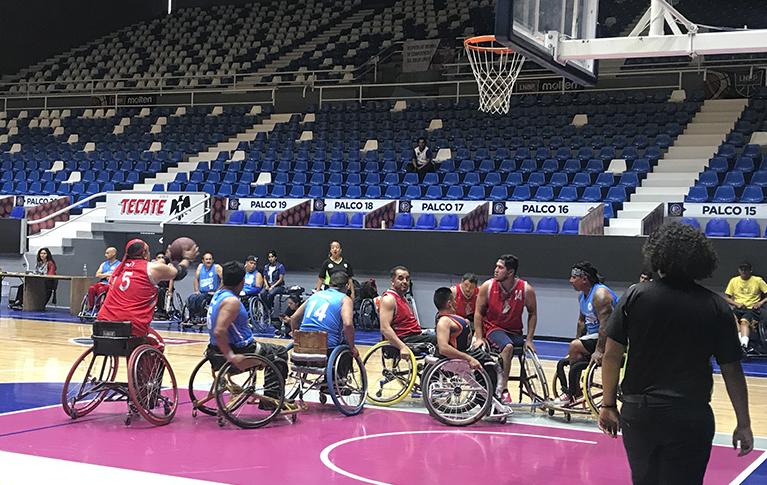 En CGV Somos Patrocinadores de la Liga Regional del Bajío de Baloncesto en Silla de Ruedas