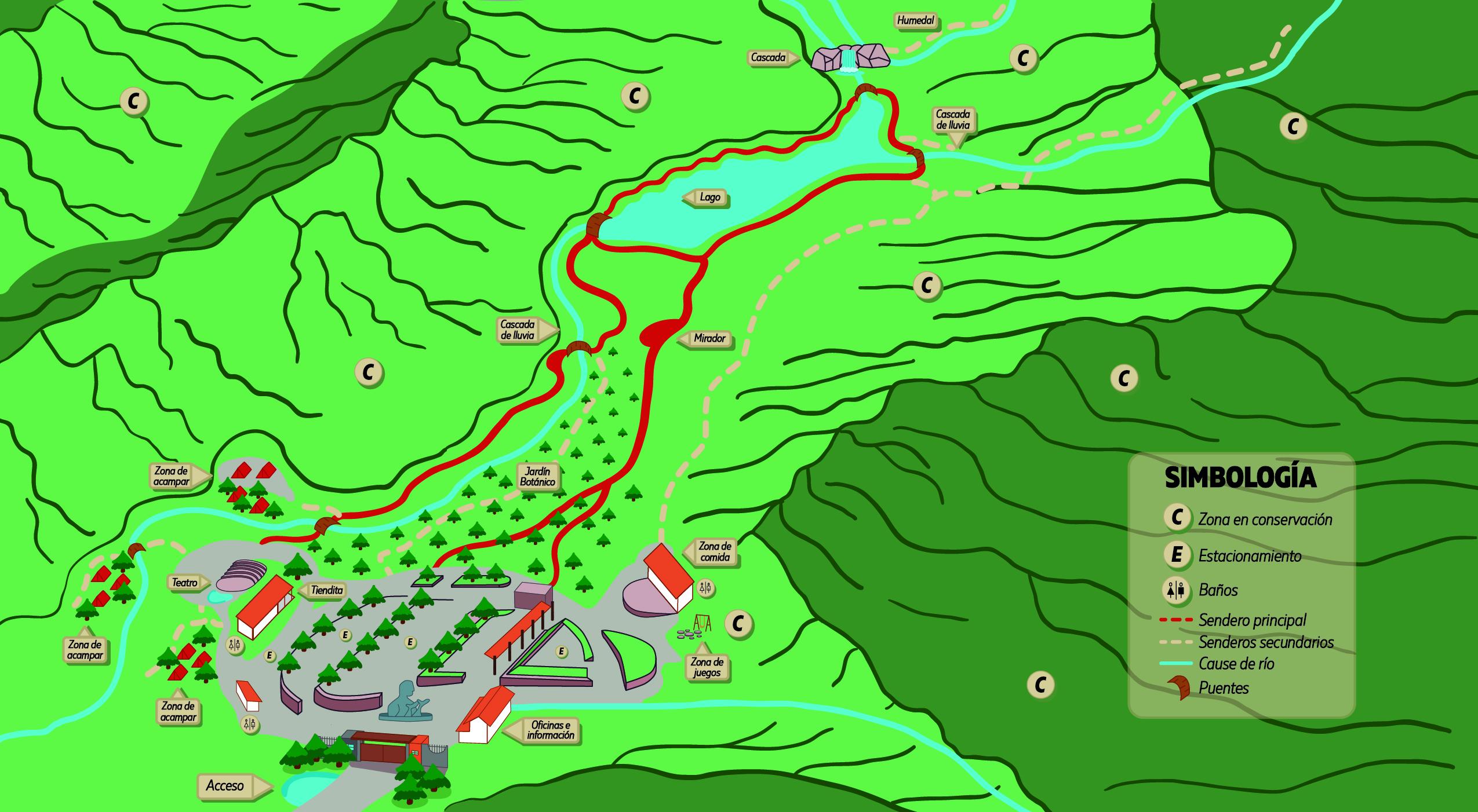 La-Beata-Mapa