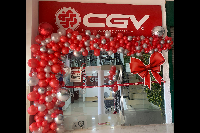 Caja CGV celebra sus 62 años de servicio con la apertura de su sucursal número 26 en Querétaro
